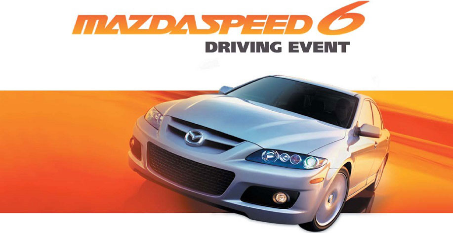 Manual Mazdaspeed 6
